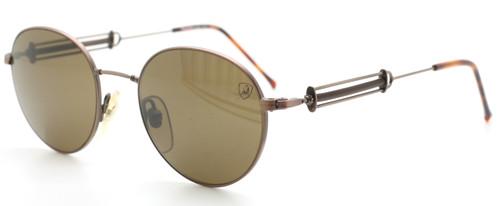 Vintage Designer Lamborghini LAMB 010 E Bronze Sunglasses At The Old Glasses Shop