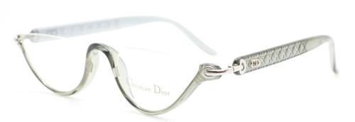 Vintage Designer Christian Dior Half Moon Acrylic Eyewear At The Old Glasses Shop