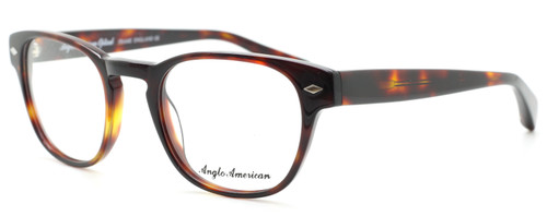 Vintage Square Style FITZ Eyewear By Anglo American At The Old Glasses Shop Ltd