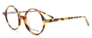 Anglo American 400 JH In A Warm Tortoiseshell Acetate At The Old Glasses Shop Ltd