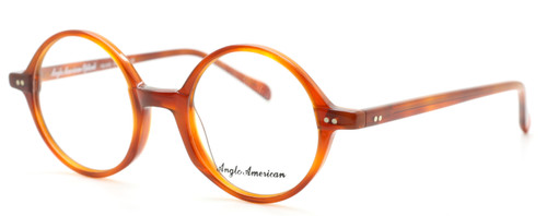 Round Style Vintage Eyewear Anglo American 400 At The Old Glasses Shop Ltd