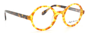 Anglo American 221E Light & Dark Tortoiseshell Acetate Eyewear At The Old Glasses Shop Ltd