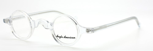 Groucho - Small True Round Eyeglasses By Anglo American At The Old Glasses Shop Ltd