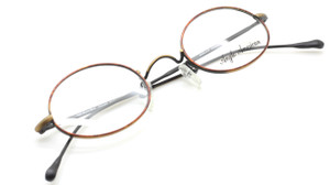 Vintage Style Anglo American 41P MTMC Oval Spectacles From The Old Glasses Shop