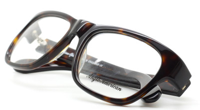 Anglo American Bakerville TOY Square Style Vintage Eyewear At The Old Glasses Shop Ltd