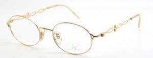 Yohji Yamamoto 5601 Gold Plated Oval Designer Eyewear At The Old Glasses Shop Ltd