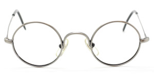 Beuren 1400 Small True Round Metal Eyewear At The Old Glasses Shop