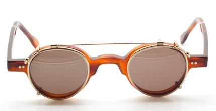 Vintage Small Style Preciosa 704 19 Eyewear With Matching Clip On Sunglasses At The Old Glasses Shop Ltd