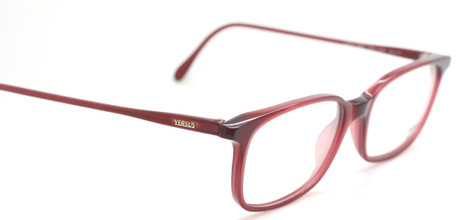Versace B88 in Burgundy from www.theoldglassesshop.co.uk