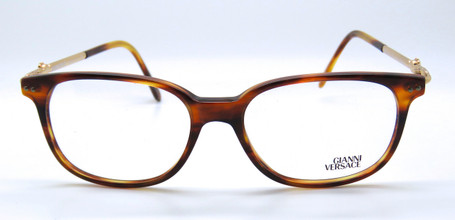 Versace V29 classic designer acrylic turtle glasses from The Old Glasses Shop Ltd