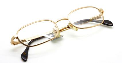 Dolce & Gabbana 316 Gold Vintage Frames