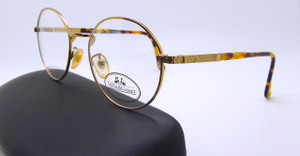 WILLIS and GEIGER Classic USA Round Style Outfitter 2 AY Vintage Eyeglasses