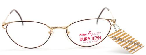 Nikon Rouge 6352 Vintage Cat Eye Style Frames At The Old Glasses Shop