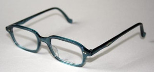 Winchester Vintage Green Acrylic Designer Eyewear