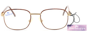 Burberrys B8805 turtle aviator style glasses from www.theoldglassesshop.co.uk