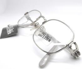 JPG vintage cog design eyewear close up
