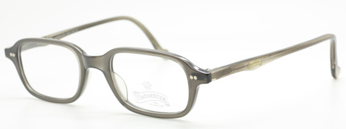 Dark Smoke Coloured Acrylic Eyewear By Winchester At The Old Glasses Shop