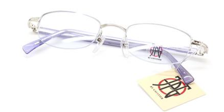 Jean Paul Gaultier 0007 half rim glasses from www.theoldglassesshop.co.uk