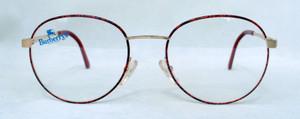 Burberry B8821 gold and dark tortoiseshell metal vintage designer glasses