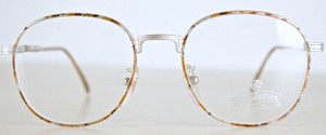 Winchester 1866 tortoishell finish panto vintage glasses from www.theoldglasseshop.com