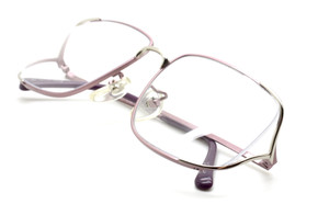 Tura 455 Lilac Glasses from www.theoldglasseshop.co.uk