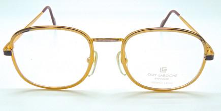 Designer Guy Laroche vintage glasses from www.theoldglassesshop.co.uk