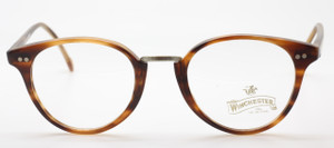 Winchester Epoque 14 Turtle Coloured acetate Frames At The Old Glasses Shop