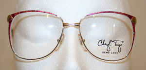 vintage large lens glasses from the old glasses shop