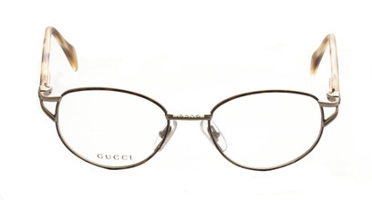Vintage Oval Glasses By Gucci 2389 At The Old Glasses Shop