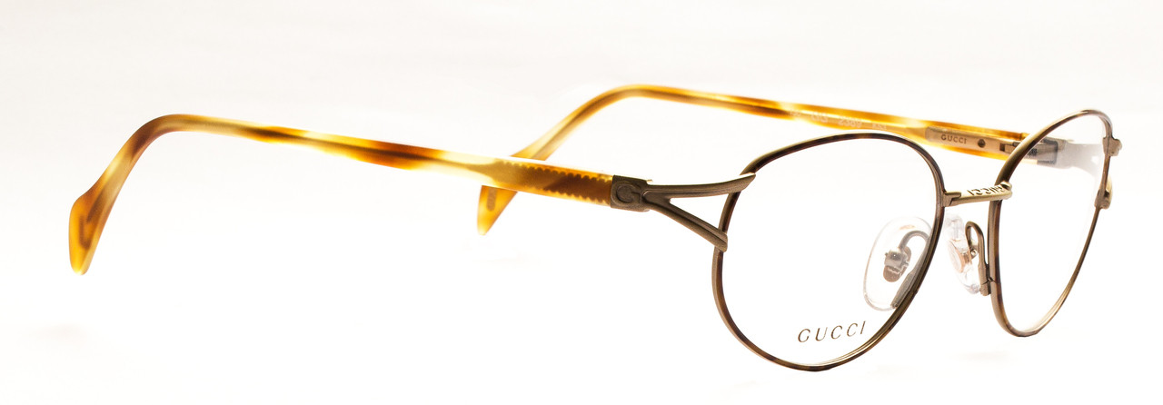 d6c5b8445da Exceptional Vintage Gucci 2389 Designer Glasses Frames - The Old ...
