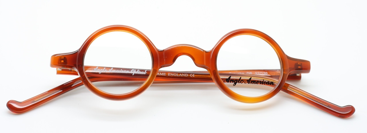 8c13f86f94 Anglo American Groucho Small Lens Round Glasses