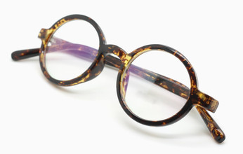 Round classic NHS style eyewear from www.theoldglassesshop.com