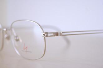 Yamamoto genuine vintage eyewear Individual Brackets and Double Effect Arms