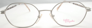 Unique Hexagonal Vintage Designer Frames By Lolita Lempicka