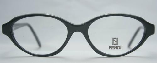 Vintage Oval Designer Fendi Glasses Frames At The Old Glasses Shop