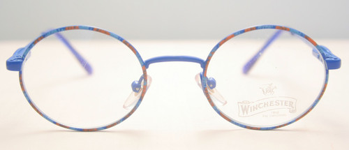Round Old Style Glasses For Children