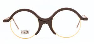 Gianfranco Ferre GFF41 Eyeglasses In Black & Gold At The Old Glasses Shop Ltd