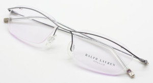 Designer Vintage Rimless Glasses By Ralph Lauren At www.theoldglassesshop.co.uk