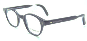 Dolce and Gabbana 707 Brown acrylic frames
