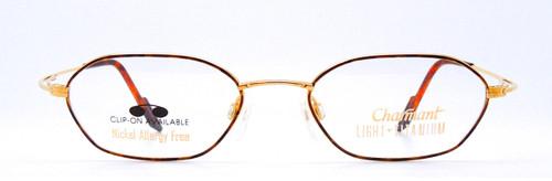 Ladies Titanuim Hexagonal glasses frames