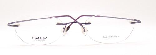 1b58b1639f4 Calvin Klein Rimless Titanium Frames