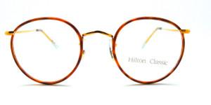 Vintage Hilton Panto Shaped 14kt Rolled Gold Eyewear At The Old Glasses Shop
