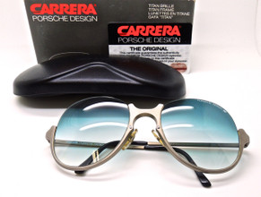 Vintage sunglasses by Porsche Design from www.theoldglasseshop.co.uk