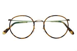 Savile Row Panto Glasses in Gold finish With Tortoiseshell colour Rims from The Old Glasses Shop Ltd