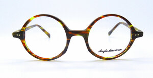 Anglo American 400 Round Vintage Style Eyewear At The Old Glasses Shop