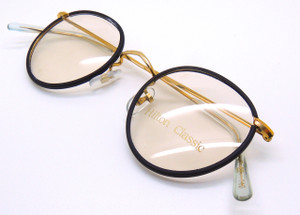 Vintage 14kt rolled gold Prescription Panto frames hand made in London