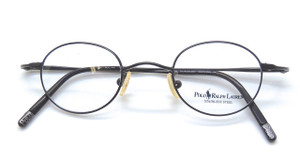 Polo small round prescription glasses from www.theoldglassesshop.co.uk