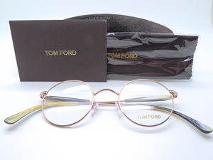 Tom Ford Classic 5344 Horn Finish Eyewear from The Old Glasses Shop Ltd