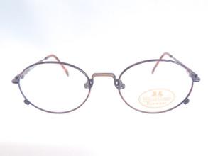 Willis & Geiger Traveller 1 vintage round style designer eyeglasses
