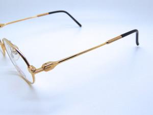 Vintage  designer Glasses by Yohji Yamamoto